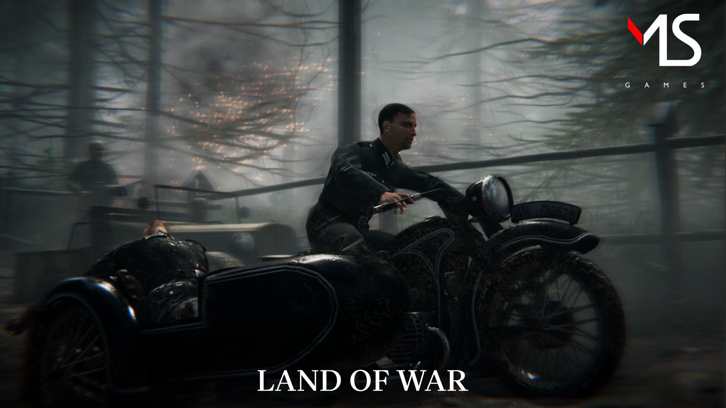Land of War screen 1