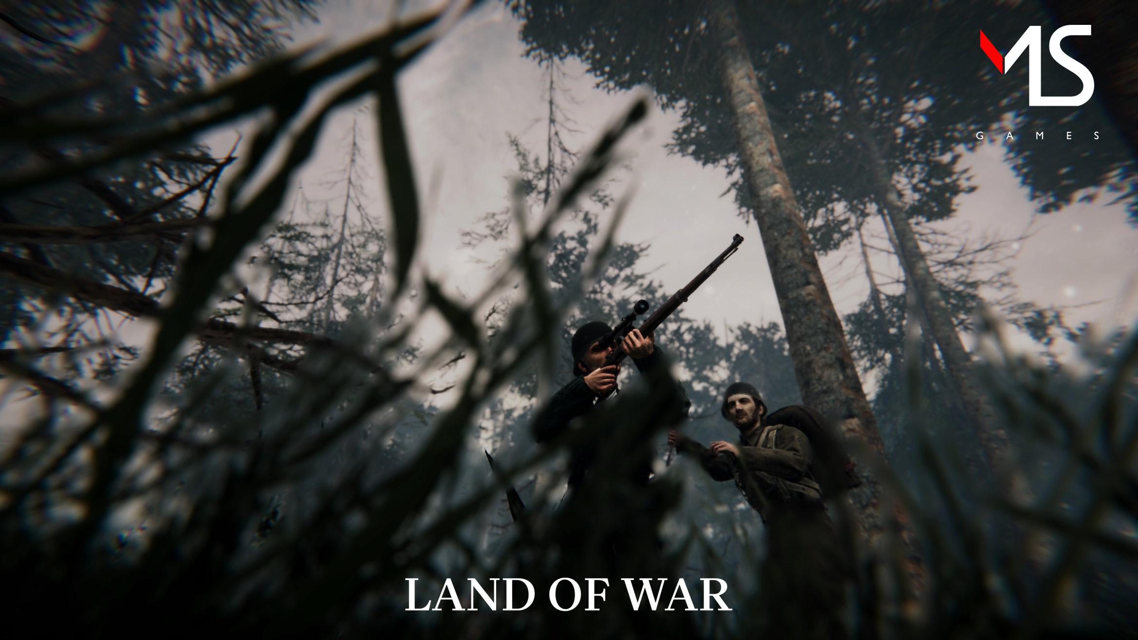 Land of War screen 2