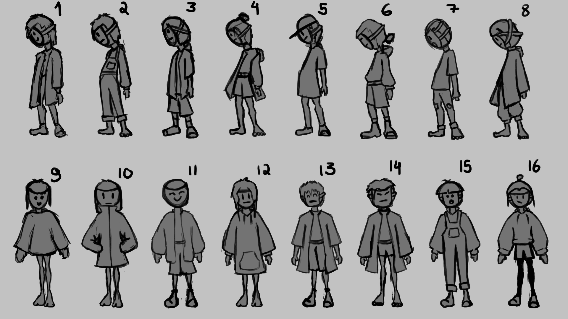 03 Character Clothes