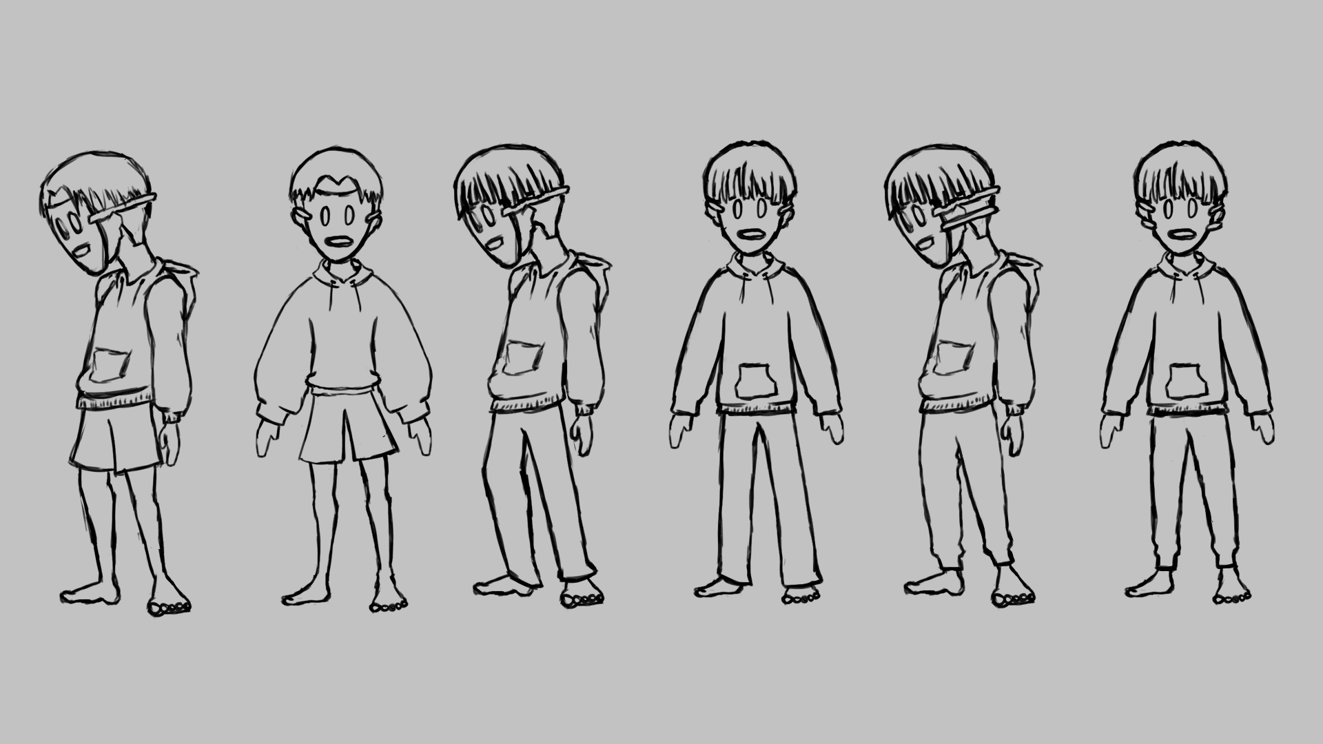 06 Character Sketches