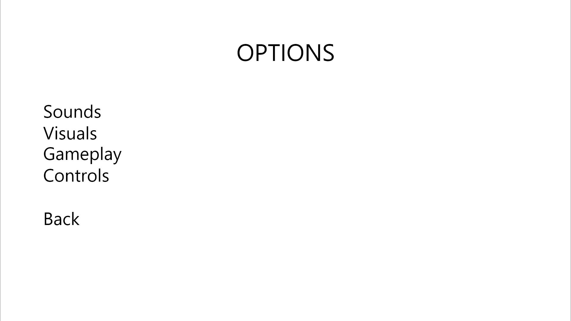 6   Options Menu