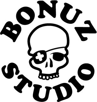 BonuzLogoSkull