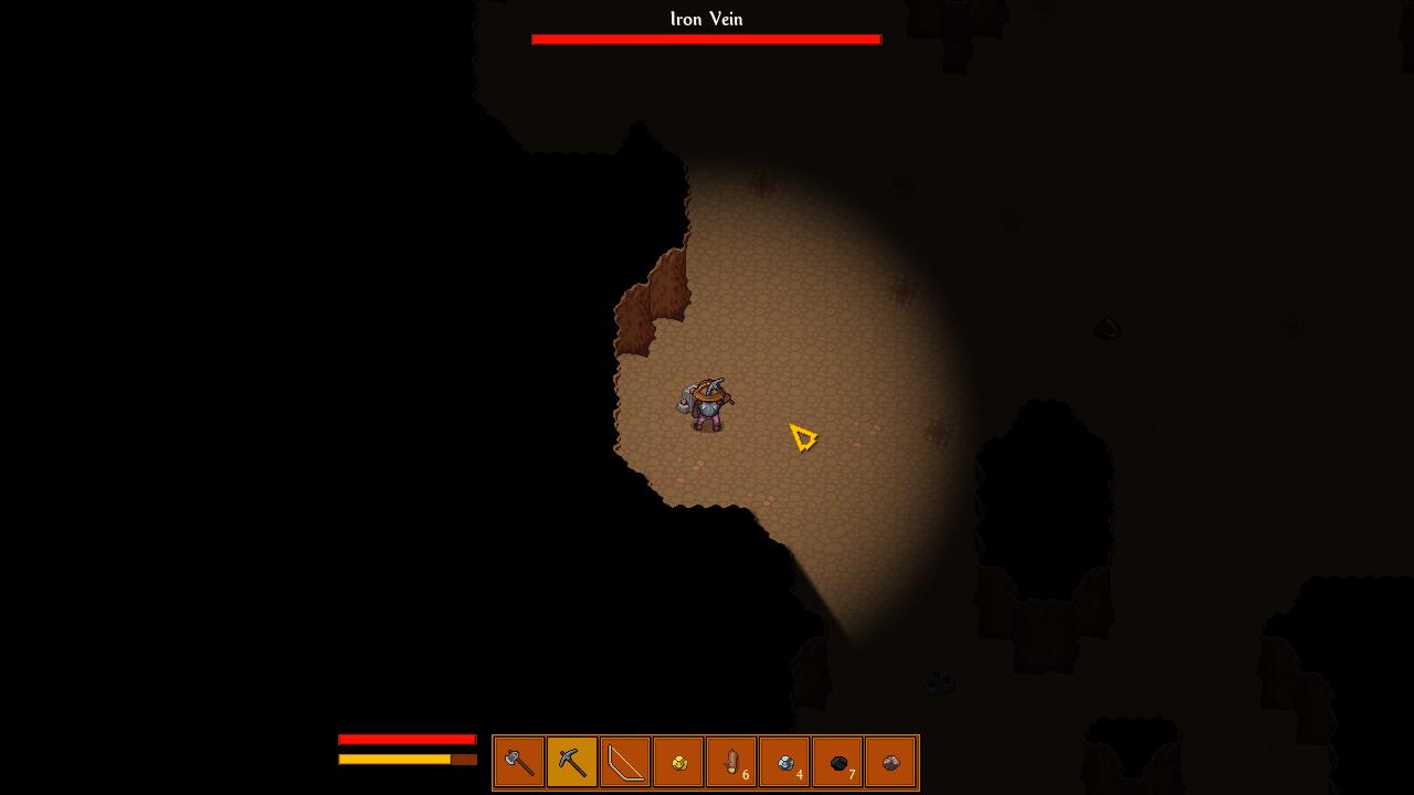 Mining ores