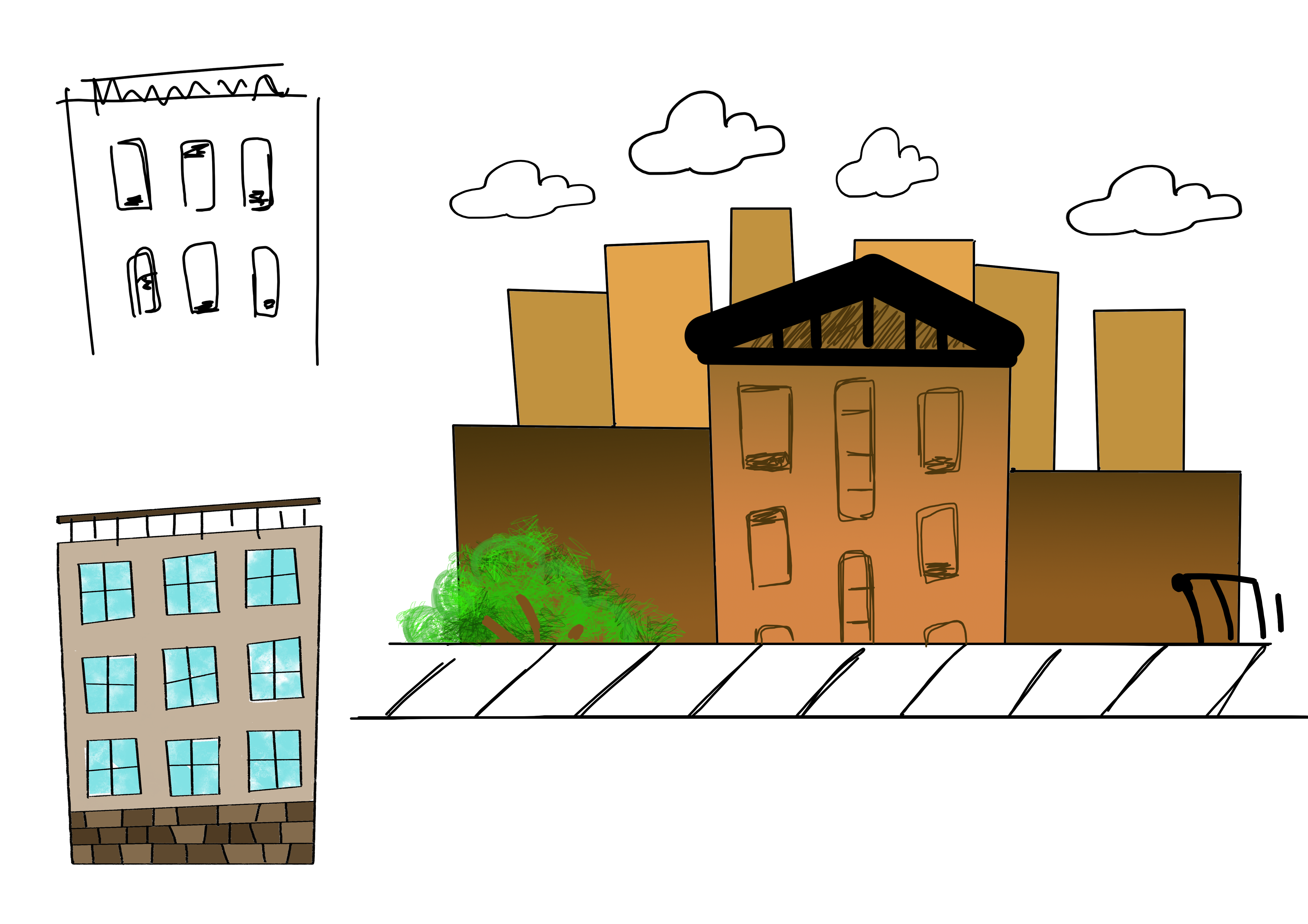 2D Project   Digital Sketch
