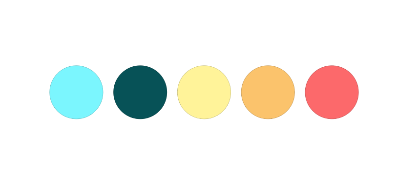 Environment Color Palette