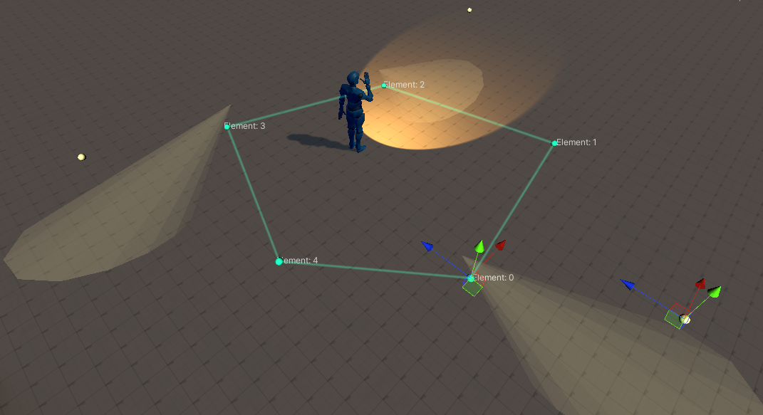 Tools and Pathing of and AI Enemy