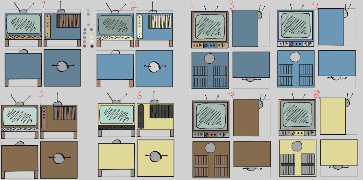 tv concepts