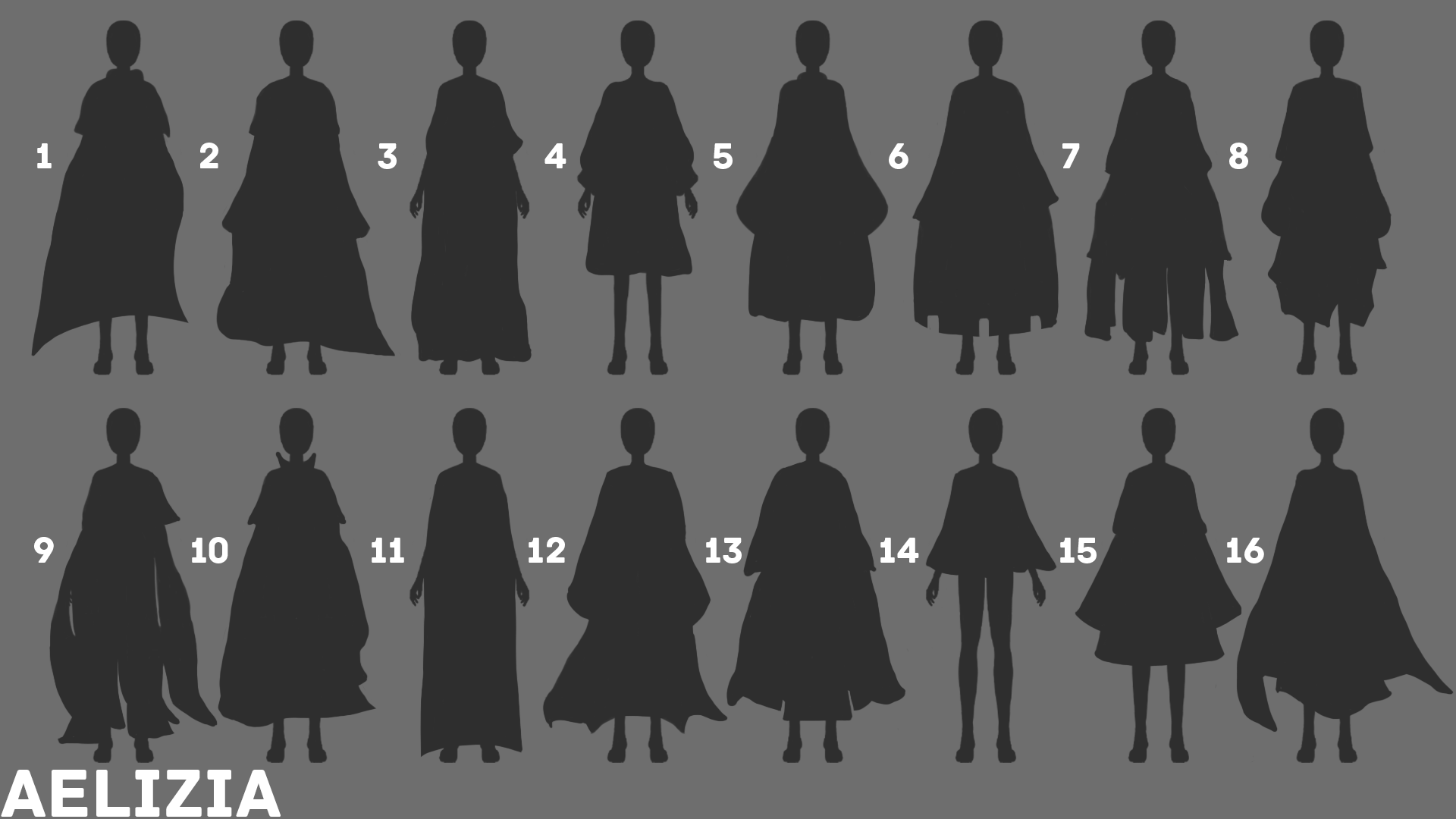 1   Silhouettes
