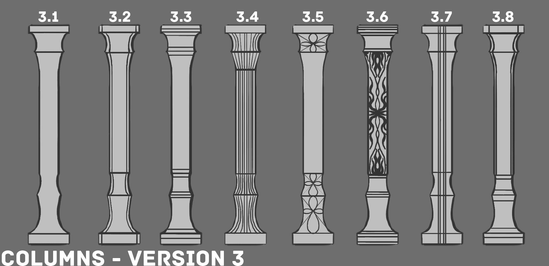 2c ED1 Column Sketches V3