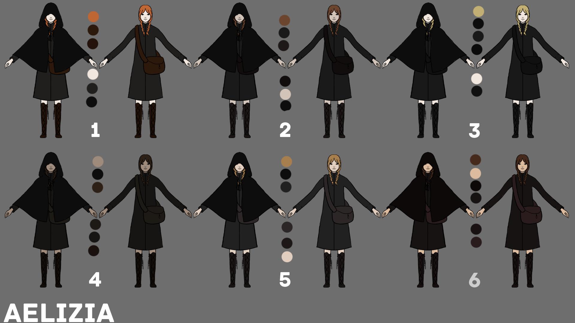 6   Color Tests pt 1