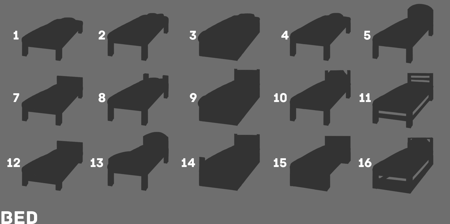 8a RD2 Bed Thumbnails