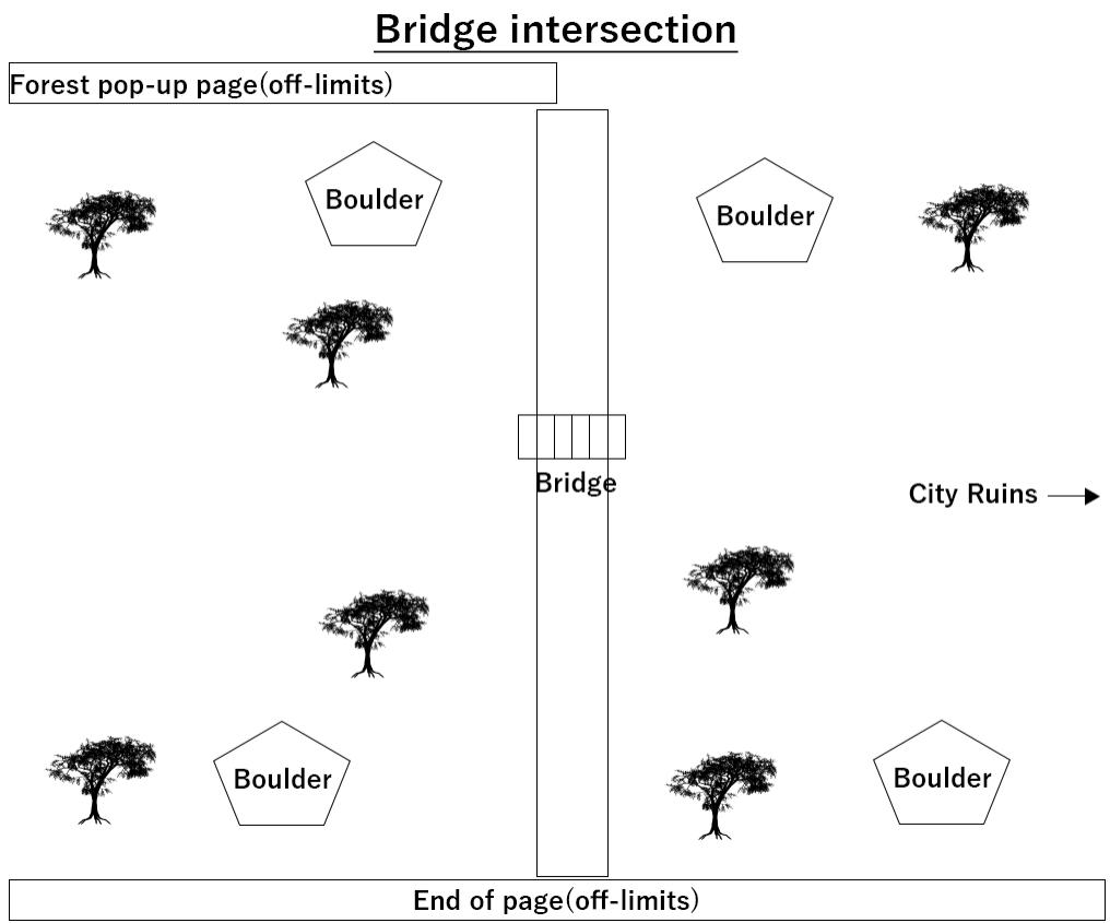 Bridge Intersection Layout