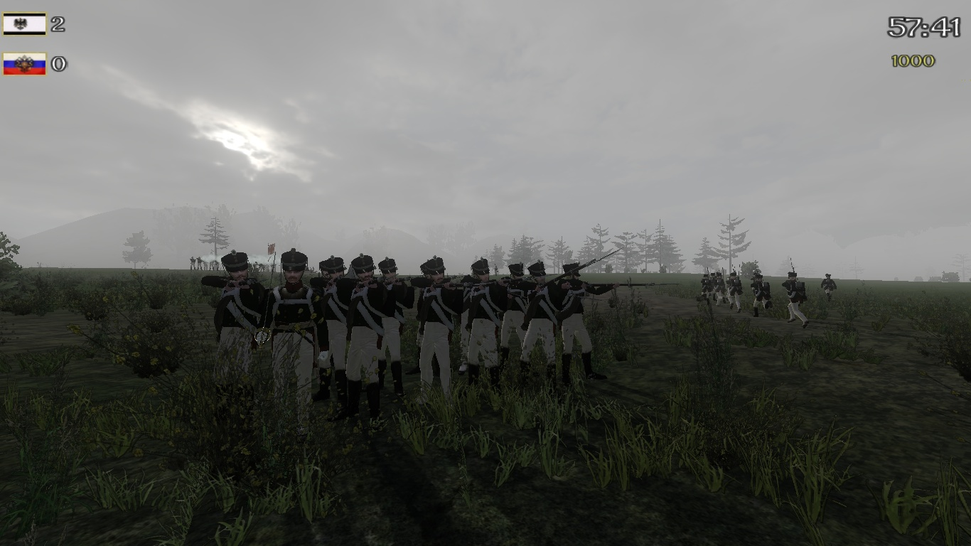 Mount and Musket: Battalion