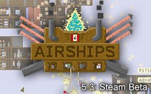 Airships 5.3: Steam Beta