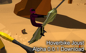 Hoverbike Joust
