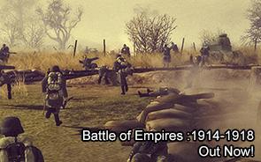Battle of Empires :1914-1918