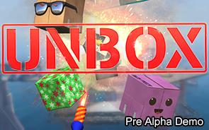 Unbox Pre Alpha