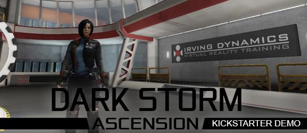 Dark Storm Kickstarter Demo