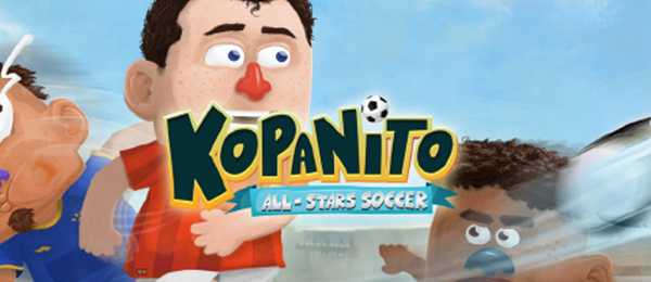 Kopanito All-Stars Soccer Demo