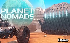 Planet Nomads Kickstarter Demo