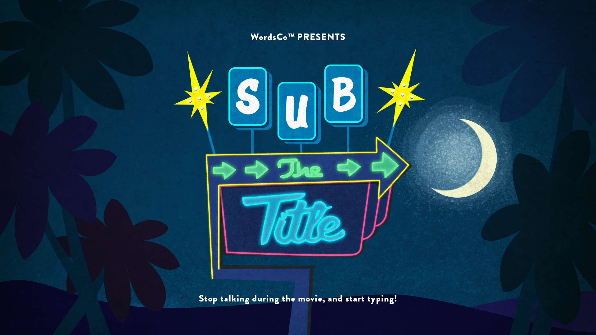 Sub_The_Title_title_screen.png