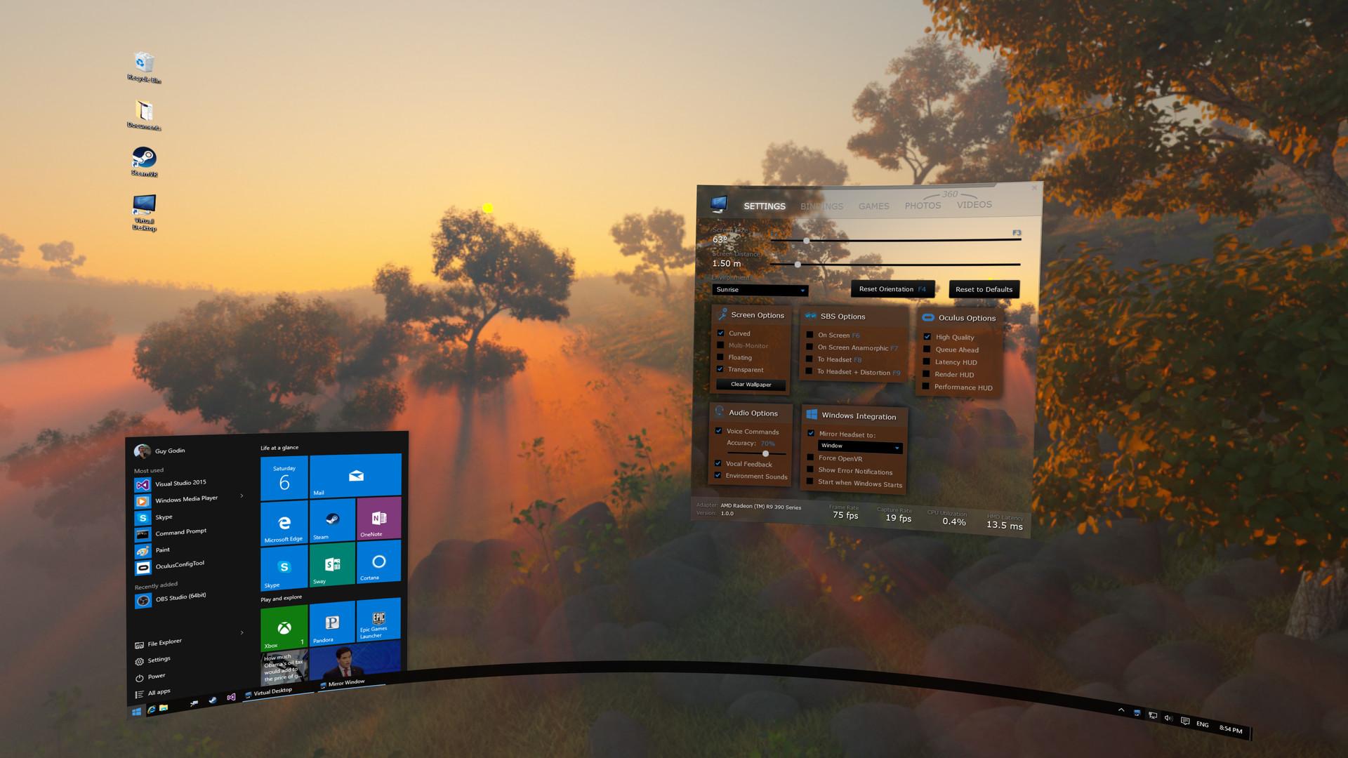 Virtual Desktop Downloads